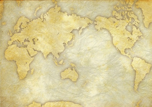 梅毒が世界中に広がっていたイメージ