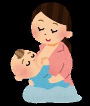 性病が経母乳感染するイメージ