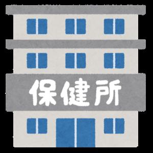 保健所の建物
