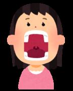 口の中の粘膜